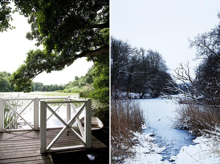 sommer og vinter herthadalen