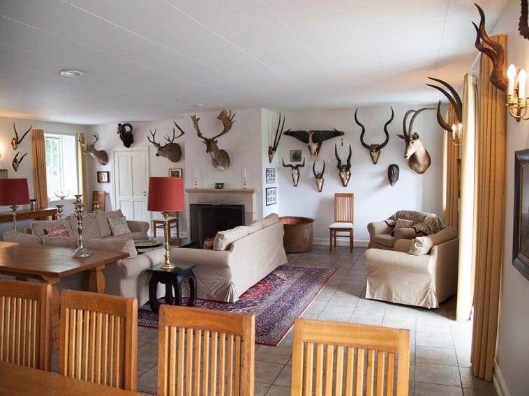 jagtstuen holmegaard gods