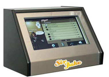 Sir Juke jukebox