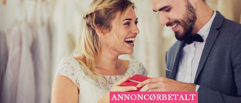 4 gode gaver på bryllupsdagen