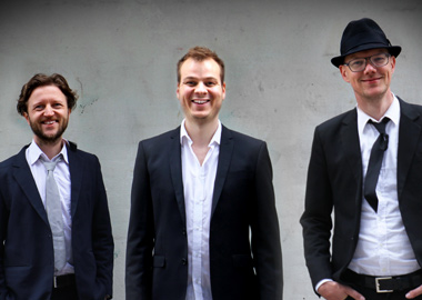3 jazz musikere