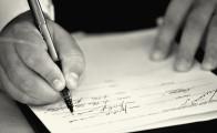 Juridiske dokumenter ifm. bryllup