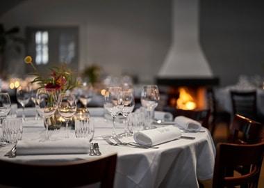 Restaurant Kanalen Christianshavn