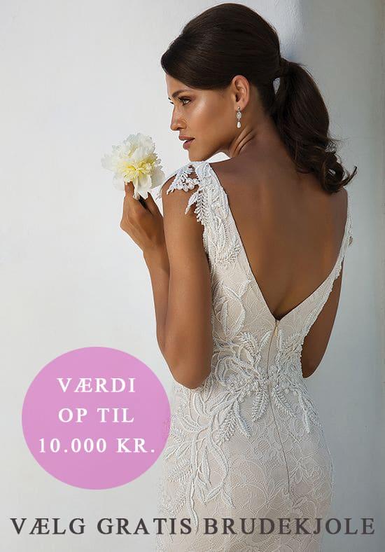 vind brudekjole
