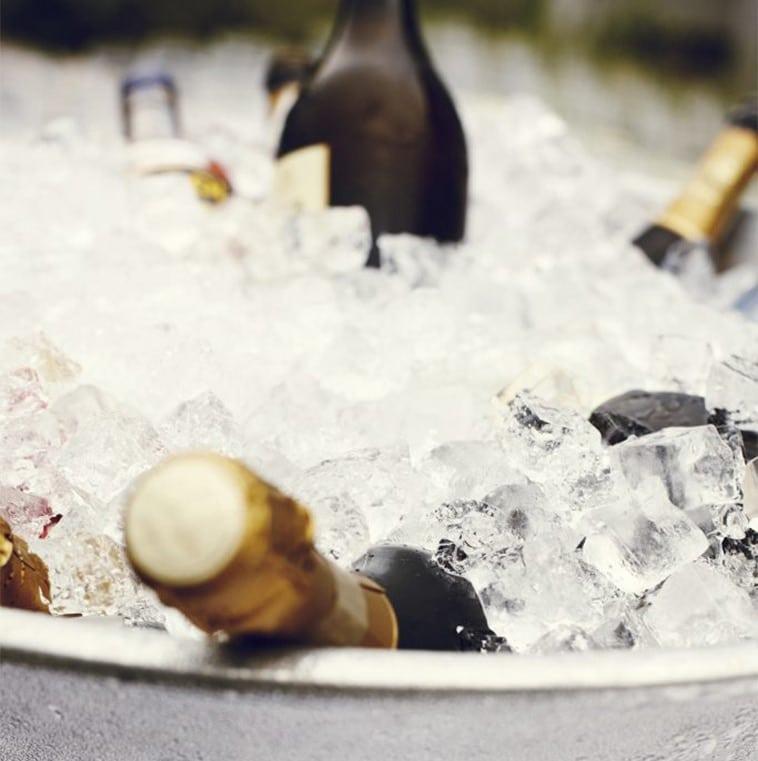 champagne til polterabend