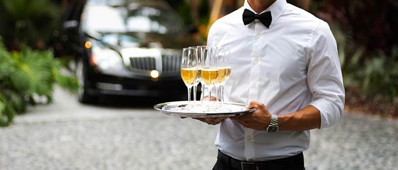 Lej en tjener til bryllup