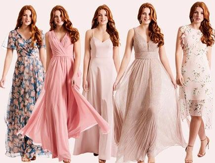 Brudepiger: Skal de være ens eller i mix-look?