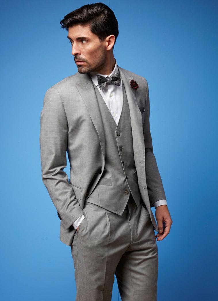 lysegråt-jakkesæt