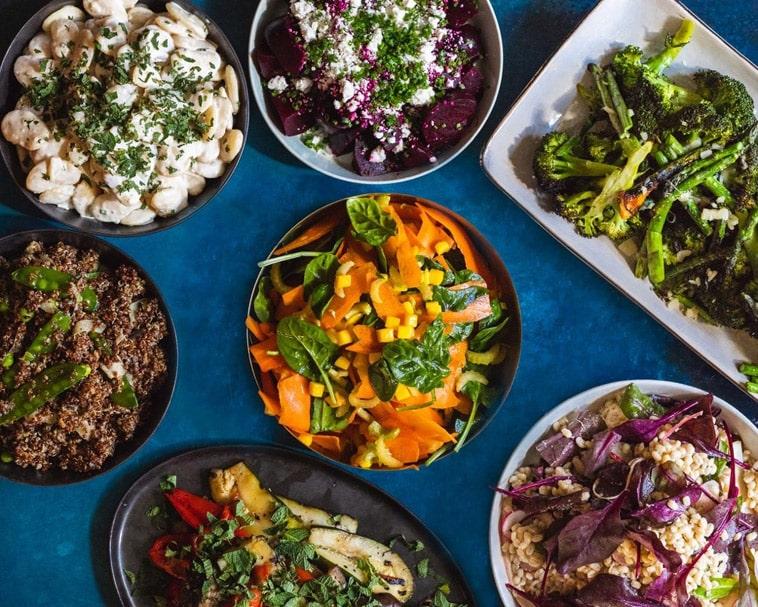 Smukke og velsmagende salater