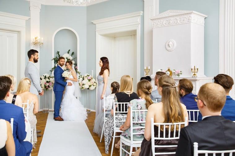 Bryllup Manowce Palace Polen
