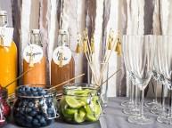 Lav din egen mimosa bar