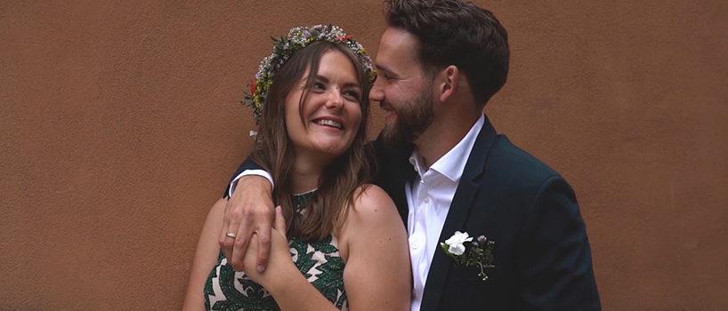 Bryllupsvideo Nana og Stefan