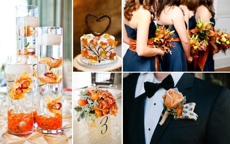 orange-bryllupsdetaljer