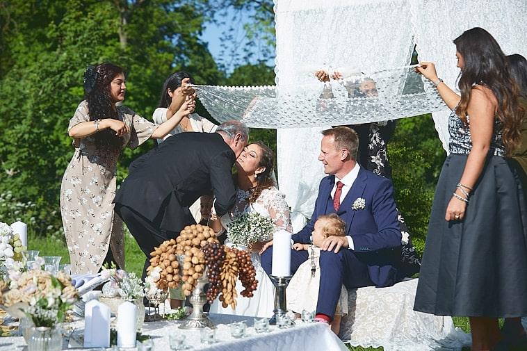 persisk-bryllupsceremoni