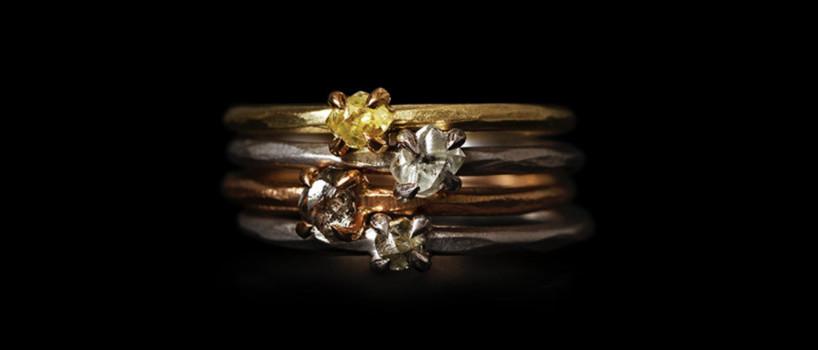 Rå diamanter – usleben kærlighed