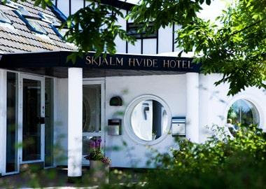 Skjalm Hvide Hotel facade