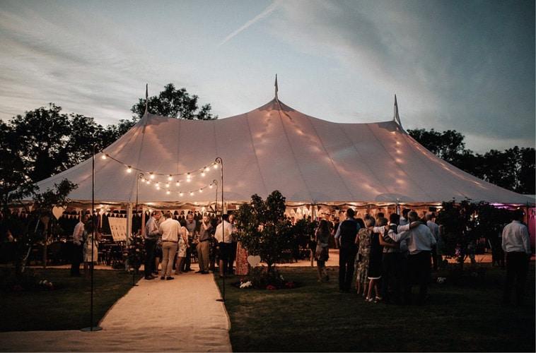 Luksus Sperry telt til bryllup