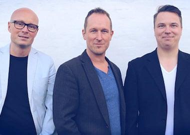 3 mænd