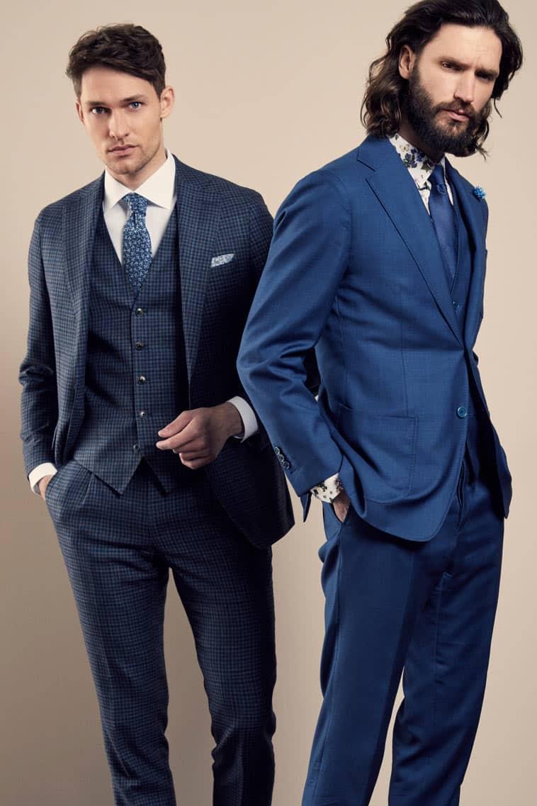 mænd i jakkesæt