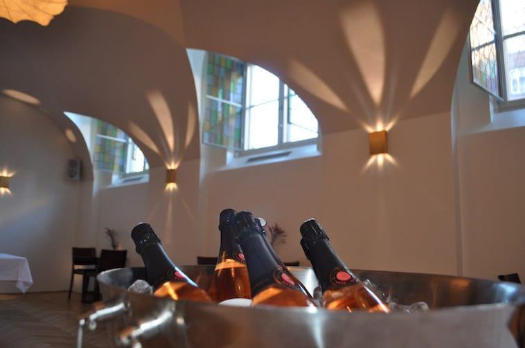 Vin i vinkøler